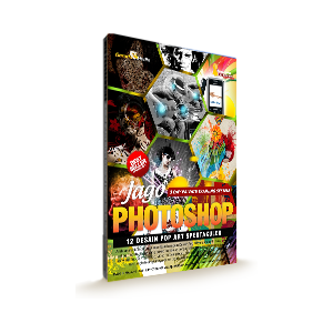 Video Tutorial Photoshop Vol.4